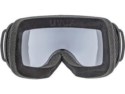 """UVEX Skibrille """"Downhill 2000 FM"""" Schwarz"""