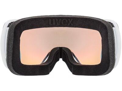 UVEX Herren Brille compact V Weiß