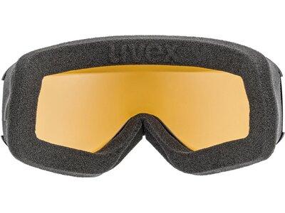 UVEX Ski- und Snowboardbrille G.GL 300 Schwarz