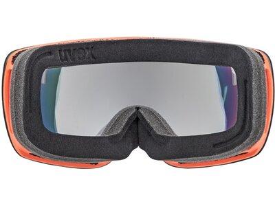 Uvex big 40 FM Skibrille Orange