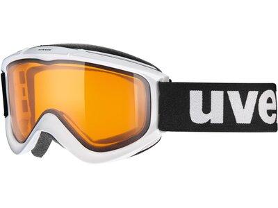 Uvex fx take off Skibrille Weiß