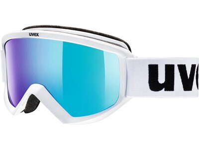Uvex fire LM Skibrille Weiß