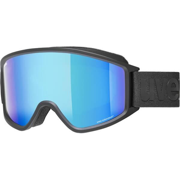 Uvex  Skibrille g.gl 3000 CV black SL/blue-fire