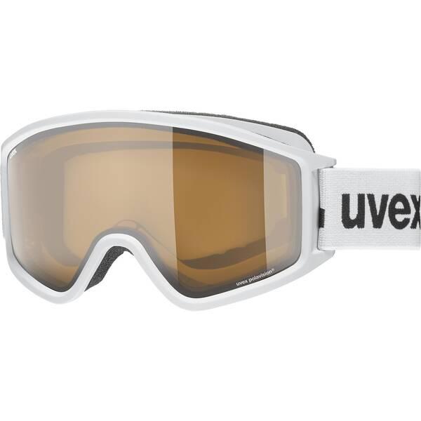 Uvex  Skibrille g.gl 3000 P black dl/pola-clear