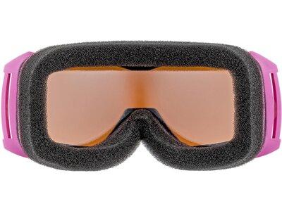 """UVEX Kinder Skibrille """"flizz LG"""" Pink"""