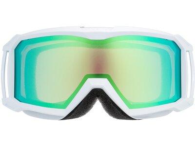 UVEX Kinder Brille flizz FM Weiß