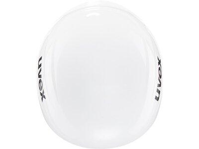 Uvex Race + Skihelm Weiß