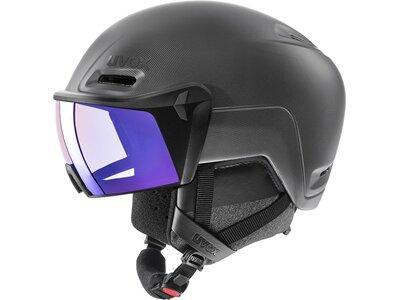 UVEX Herren Helm 700 Vario Schwarz