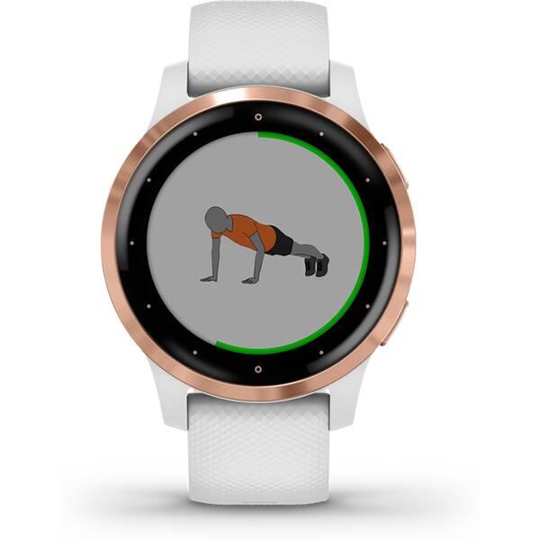 GARMIN GPS-Multisport-Smartwatch VIVOACTIVE 4S
