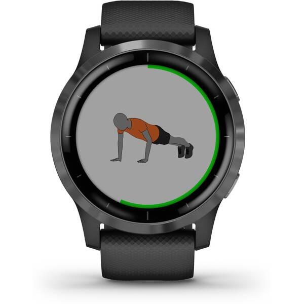 GARMIN GPS-Multisport-Smartwatch VIVOACTIVE 4