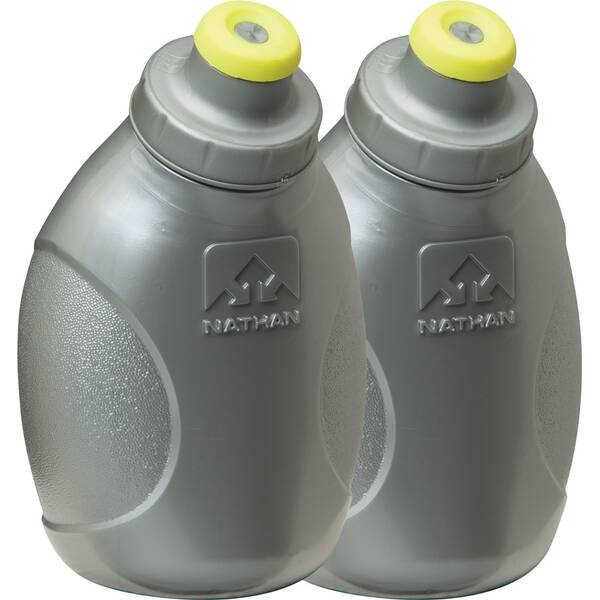 NATHAN Push-Pull Cap Flask 10oz/300ml 2-Pack