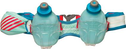 NATHAN Mercury 2 20oz/ 600ml Hydration Belt