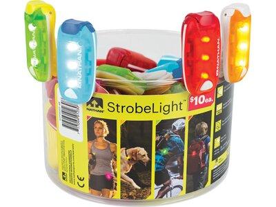 NATHAN StrobeLight LED Clip Bunt