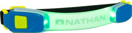 NATHAN Light Bender RX Arm Wrap LED USB Rechargeable