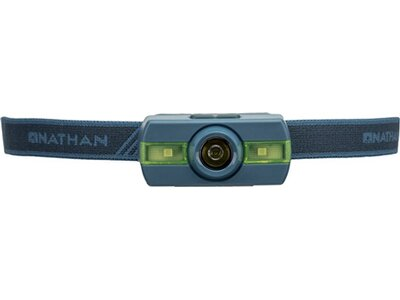 NATHAN Neutron Fire Runner's Headlamp LED 115 Lumen Blau