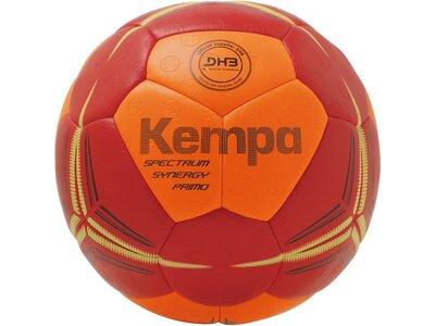 KEMPA Handball SPECTRUM SYNERGY PRIMO Rot