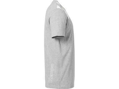 KEMPA T-Shirt CORE 2.0 T-SHIRT Silber