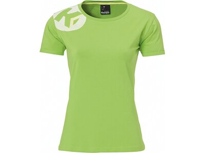 KEMPA Damen T-Shirt CORE 2.0 Grün