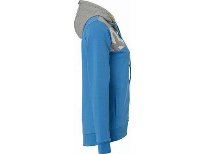 KEMPA Damen Kapuzenjacke CORE 2.0 Blau