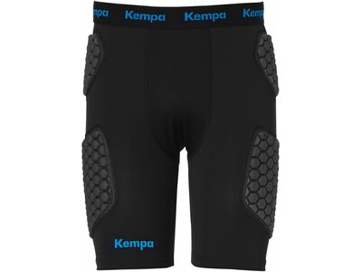 KEMPA Shorts PROTECTION Schwarz