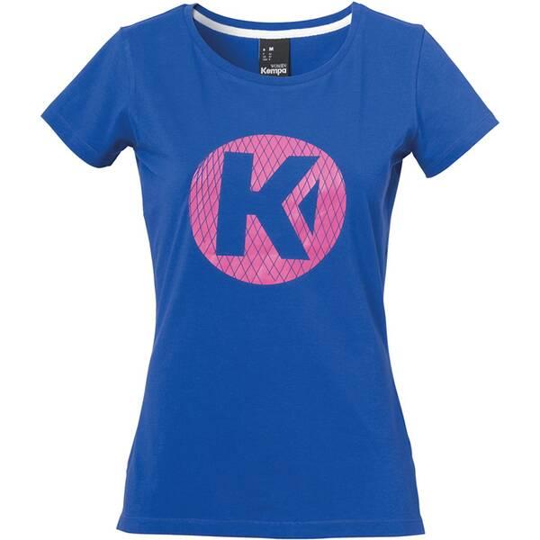 KEMPA Damen T-Shirt K-LOGO