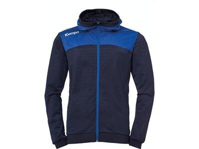 UHLSPORT Fußball - Teamsport Textil - Jacken Kempa Core 2.0 Kapuzenjacke Blau