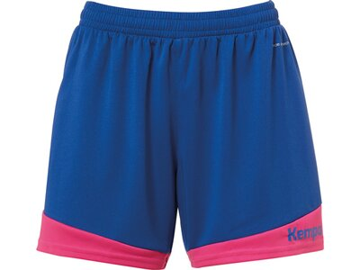 KEMPA Frauen Shorts Emotion 2.0 Blau