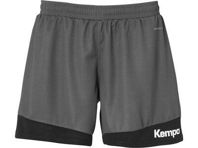 KEMPA Fußball - Teamsport Textil - Shorts Emotion 2.0 Short Damen Grau