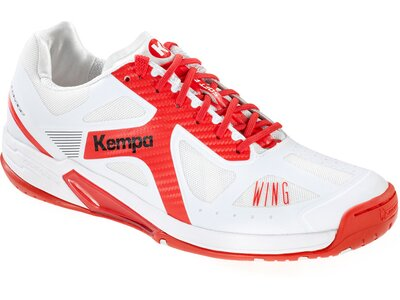 KEMPA Frauen Handballschuh Wing Lite Ebbe & Flut Weiß