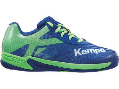 KEMPA Kinder Handballschuh Wing 2.0 Blau