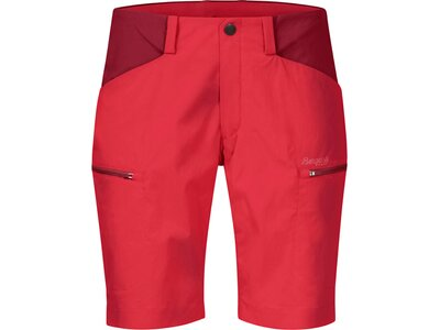BERGANS Damen Utne Shorts Rot