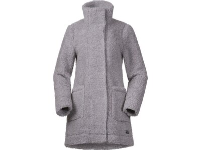BERGANS Damen Blazer Oslo Wool LooseFit Grau