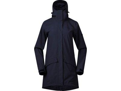 BERGANS Damen Oslo 2L Coat Schwarz