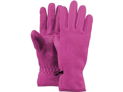 BARTS Kinder Handschuhe Fleece Pink