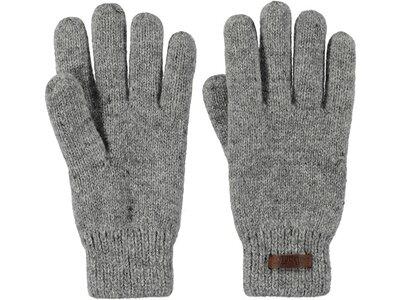 BARTS Kinder Handschuhe Haakon Grau