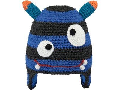 BARTS Kinder Beanie Monster Blau
