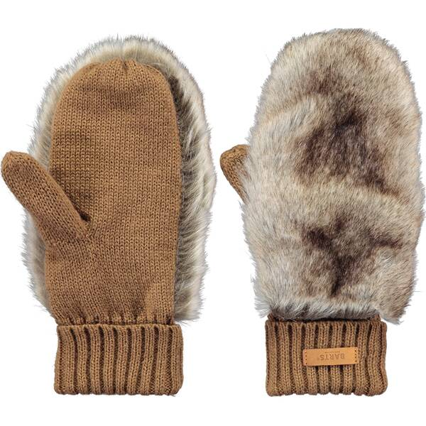 Handschuhe - BARTS Damen Handschuhe Dorothy › Braun  - Onlineshop Intersport