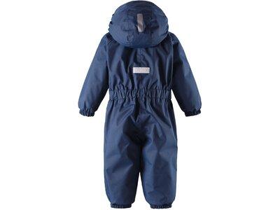 REIMA Kinder Overall Reimatec® Puhuri Blau