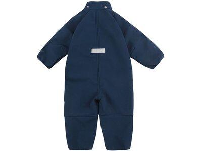 REIMA Kinder Overall Softshell Kotilo Blau