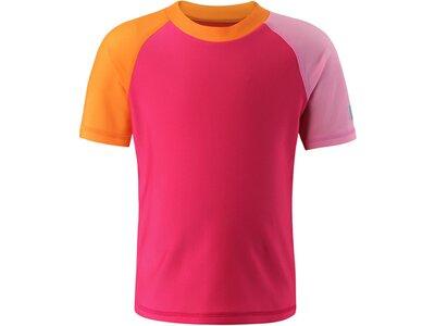 REIMA Kinder Hemd Swim Cedros Pink