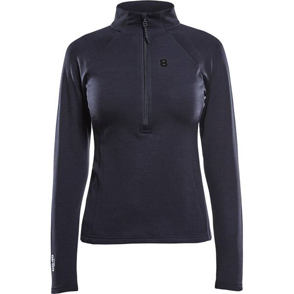 8848 Altitude Damen 2nd Layer Inga W Wool Sweat