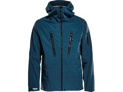 8848 Altitude Herren Skijacke Gansu Blau