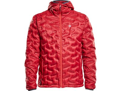 8848 Altitude Herren Winterjacke Transform Rot
