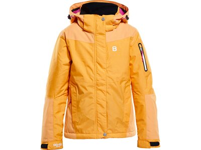 8848 Altitude Kinder Skijacke Safira JR Orange