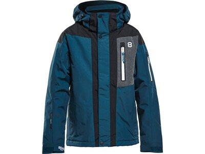 8848 Altitude Kinder Skijacke Aragon JR Blau