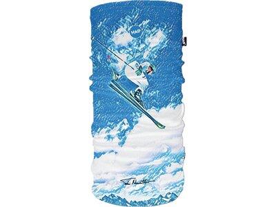 HAD Schal Brushed ECO Tube /one size Blau