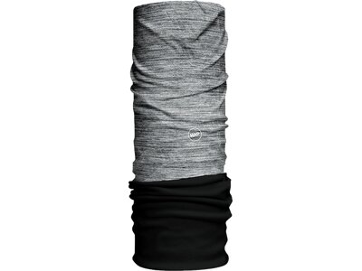 H.A.D. originals Multifunktionstuch Alex - Fleece: Black Grau