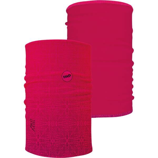 H.A.D. ORIGINALS Multifunktionstuch Apollon Pink - Fleece: Pink
