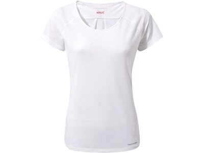 CRAGHOPPERS Damen T-shirt NosiLife Harbour Grau
