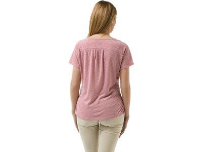 CRAGHOPPERS Damen T-shirt NosiLife Harbour Blau